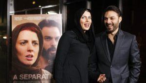 دفتر سینمایی- لیلا حاتمی و پیمان معادی-۰۱