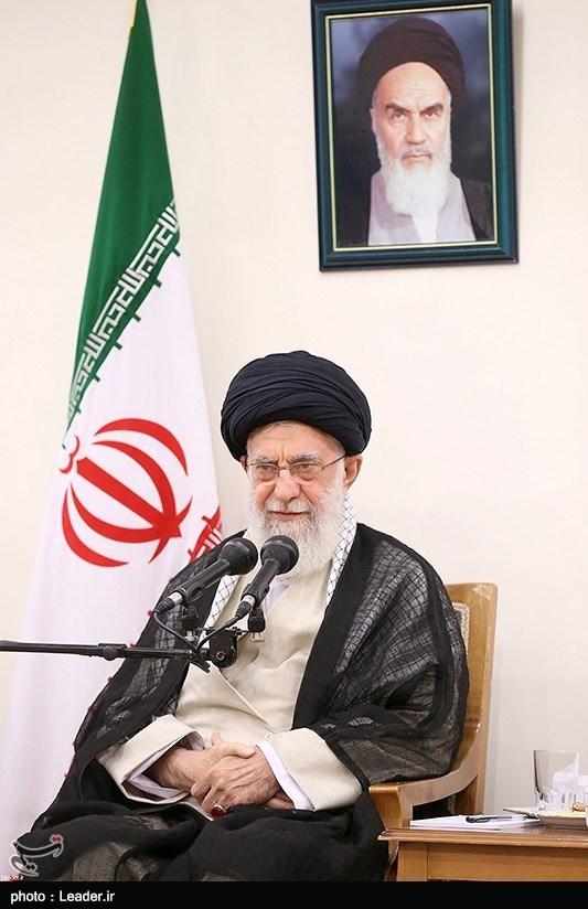دیدار رئیسجمهور و اعضای هیئت دولت با رهبر معظم انقلاب اسلامی