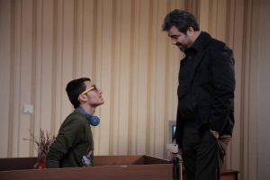 بانک اطلاعاتی انتخاب بازیگر دفتری سینمایی-فیلم کوتاه مرد جعبه ای۰۱