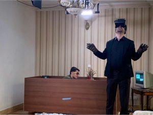 مجله الکترونیک دفتر سینمایی- مصاحبه با تارا اوتادی -۰۰۱