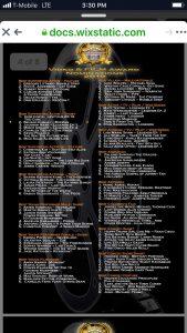 بانک انتخاب بازیگر دفترسینمایی - لیست02