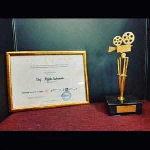 بانک اطلاعاتی و مرجع انتهخاب بازیگر آنلاین دفتر سینمایی- دووف جایزه