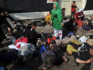 فریاد کودک افغان در «عکسهای تکاندهنده»