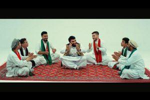 نماهنگ «طبیب» منتشر شد / یک پیام تبریک به زبان افغانستانی